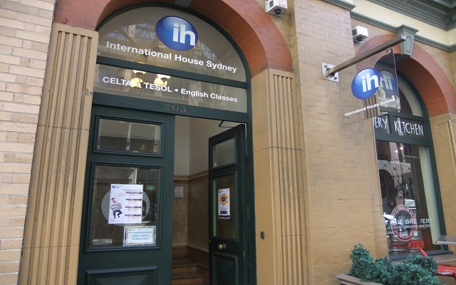 International House (IH) Sydney