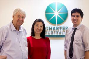 【学校訪問】Charter Australia (専門学校)